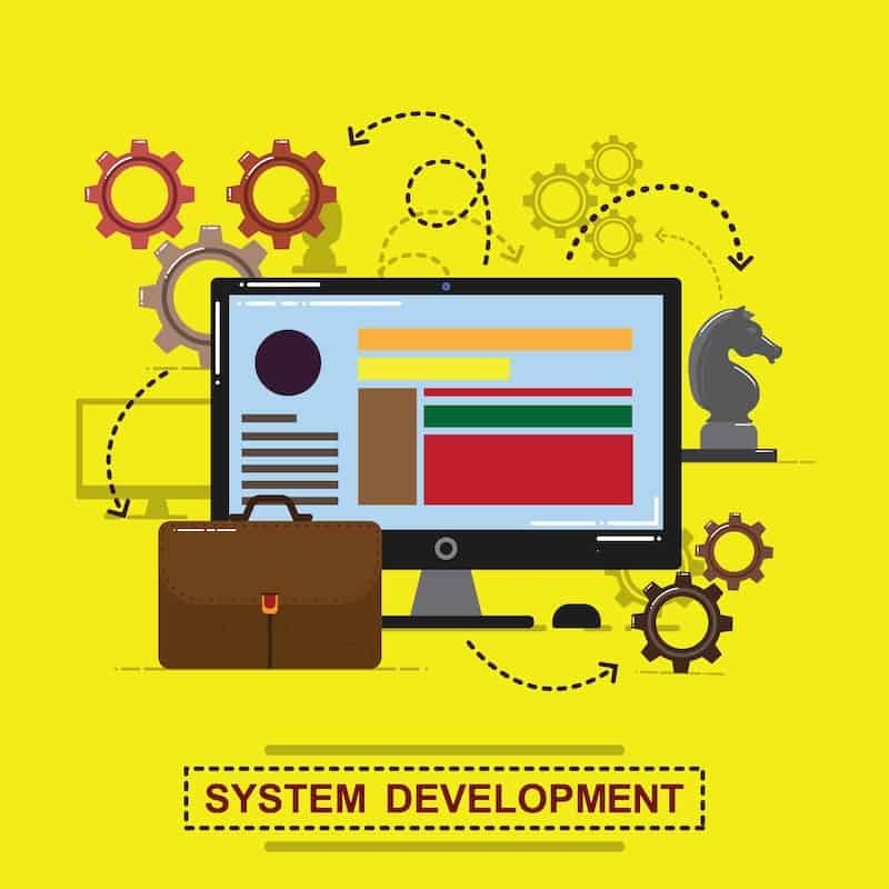 your website development